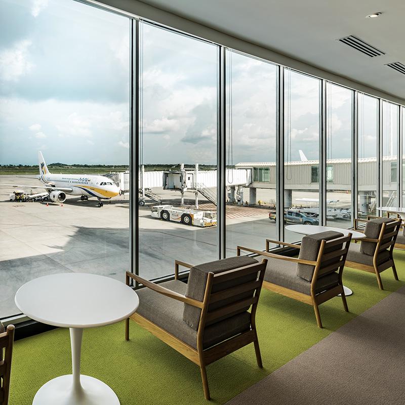 Mandalay Airport CIP Lounge